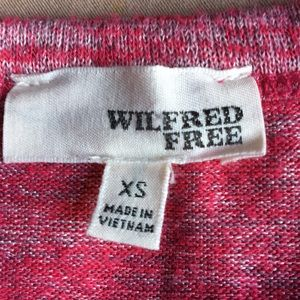 Wilfred Tops - Aritzia wilfred free tank top